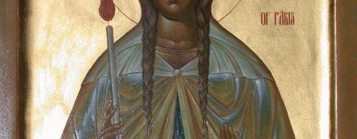 Божественное Богослужение в виленском женском Марие-Магдалининском монастыре