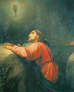 Литургия Преждеосвященных Даров вторника страстной седмицы